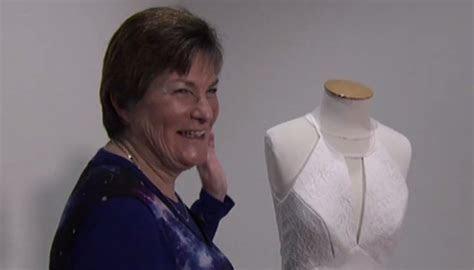 Old wedding dresses get designer revamp for charity   Newshub