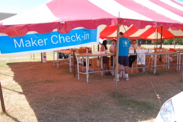 Maker Check-In