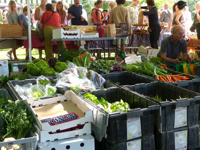Saturday Morning Farmers' Market