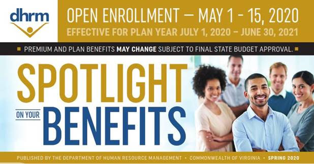 2020 Open Enrollment for health benefits and flexible ...