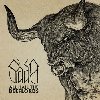 All Hail The Beeflords cover art