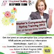 ODRT » Worker's Comp Spring Training – Toronto
