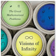 "Review mashup: Ian Stewart's latest book, ""Visions of Infinity"" « Wild About Math!"