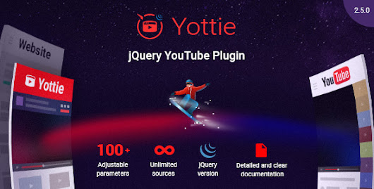 Download YouTube Gallery - jQuery Plugin for YouTube nulled | OXO-NULLED