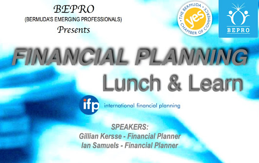 BEPRO HOSTING FINANCIAL PLANNING LUNCH AND LEARN