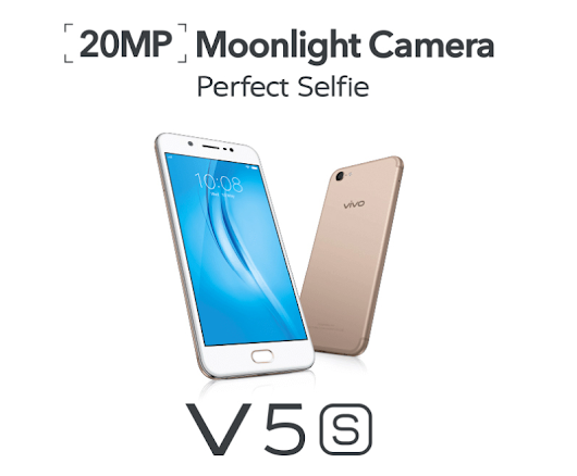 Vivo V5s offers the Best in Class Camera Experience