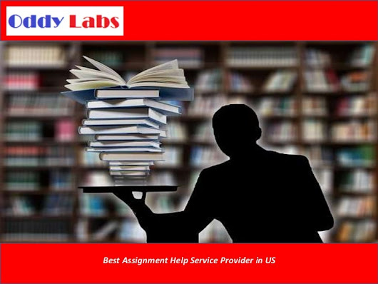 Best assignment help service provider in us | Oddy Labs
