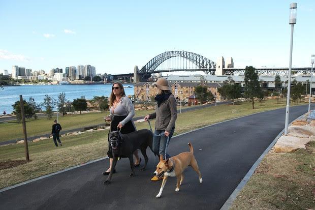 Caminhada ao ar livre: mais benefícios do que você imagina (Foto: Getty Images)