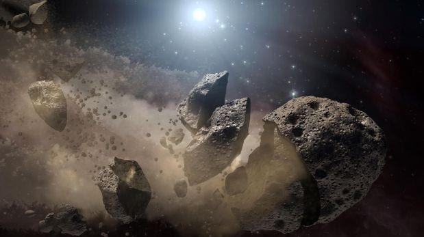 Luxemburgo busca explotar recursos mineros de los asteroides