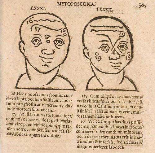 Metoposcopy i