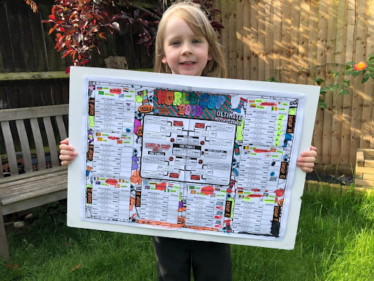Mrs Mactivity's World Cup 2018 Wall Planner - the-gingerbread-house.co.uk