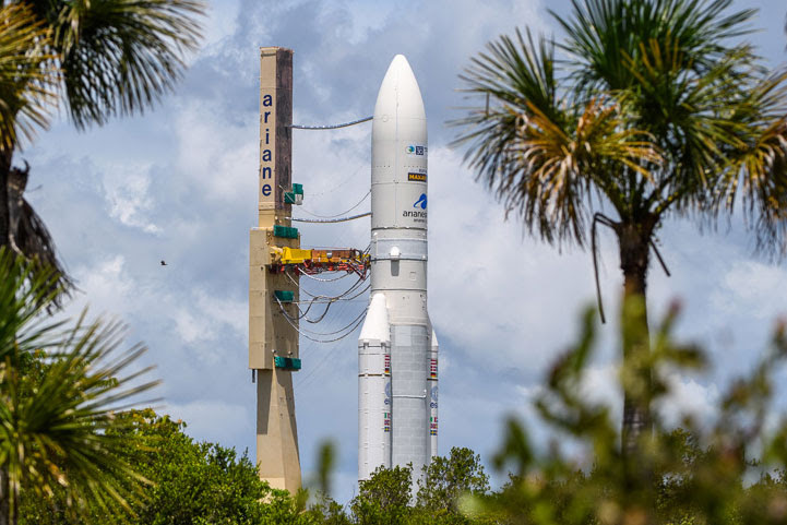 SCRUB! Arianespace postpones launch of MEV-2, communications satellites #rwanda #RwOT #AlwaysProud
