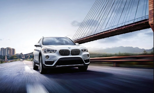 BMW X1 vs. Audi Q3 Annapolis MD | BMW of Annapolis