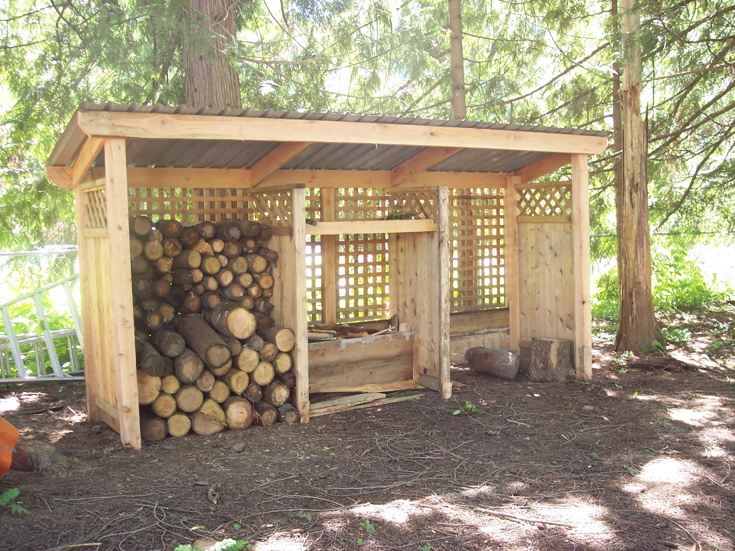 Here A How To Build A Shed Out Of Scrap Wood Shed Plans