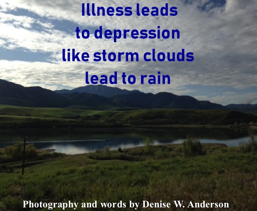 Four Reasons Physical Illness Leads to Depression | HubPages