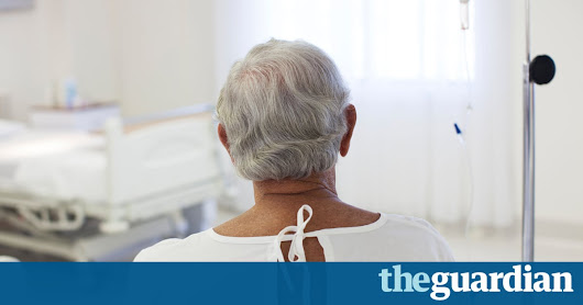 Cancer patients' grey hair unexpectedly darkens in drug study | Science | The Guardian