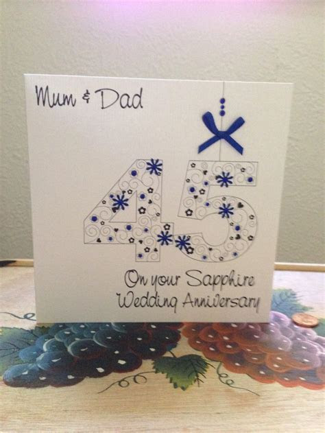 13 Best 45th Wedding Anniversery Images On Pinterest 45th