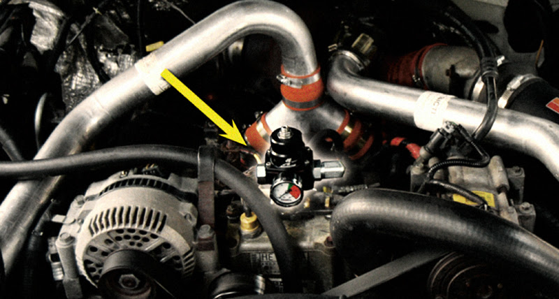 Ford F450 Fuel Filter Location