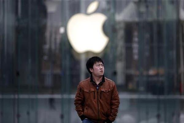 Apple vende mais iPhones na China do que nos EUA