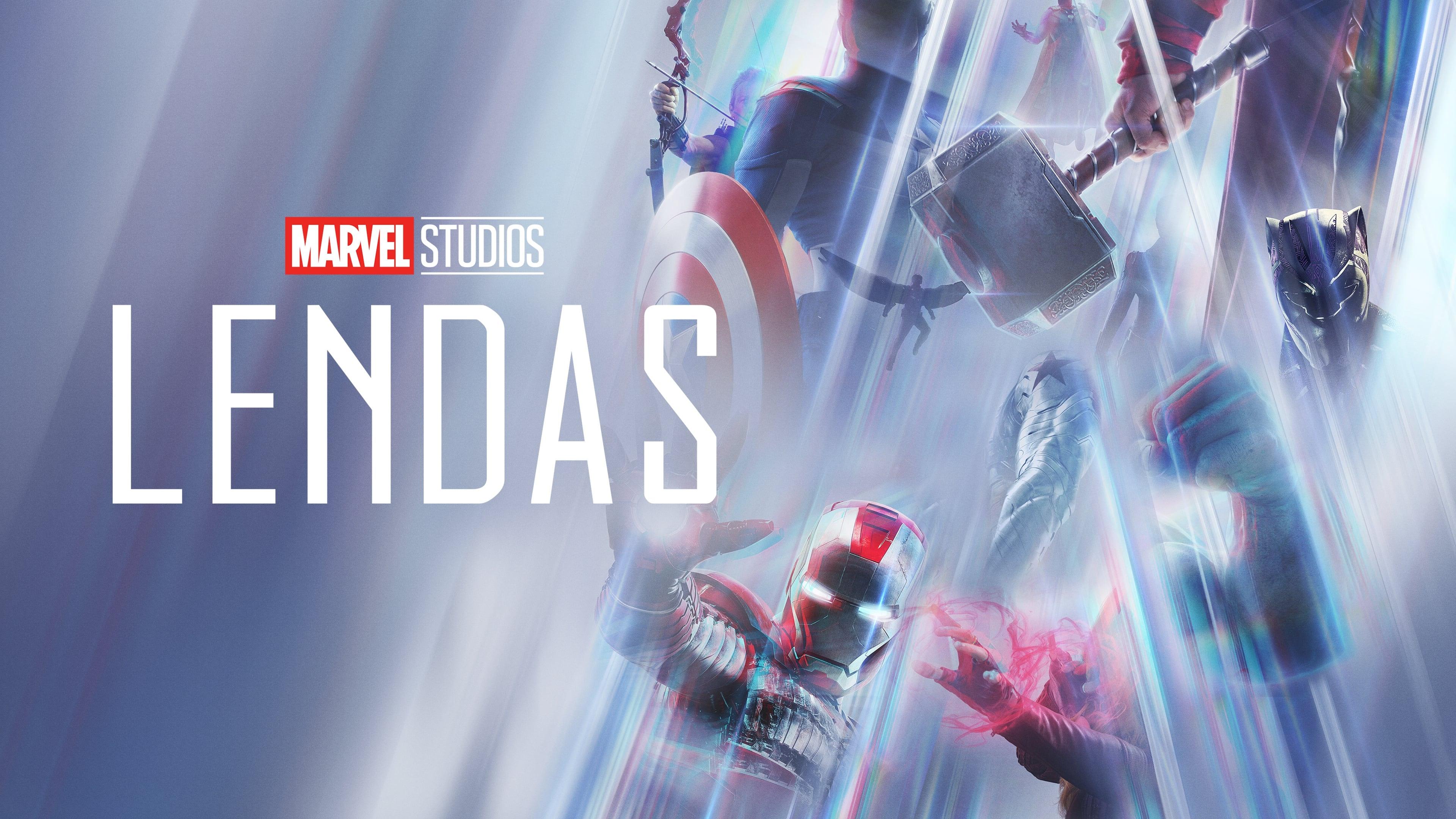Marvel Studios: Legends S1E7