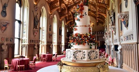 Royal Wedding Cakes Through the Ages: Princess Eugenie
