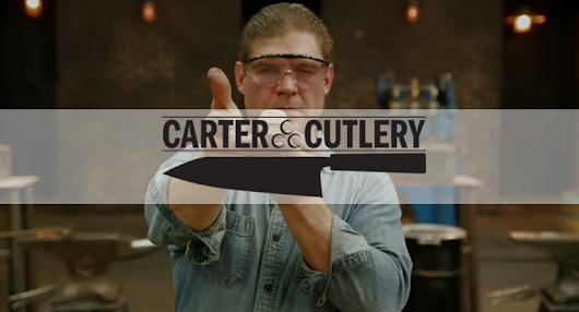 Carter Cutlery: Interview with Murray Carter