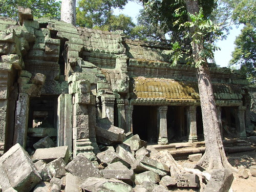Forces of Nature VS Ta Prohm