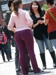Candid jovensita por la ciudad piernas largas culona - 1 part 7
