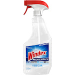Windex Cleaner, with Vinegar - 23 fl oz
