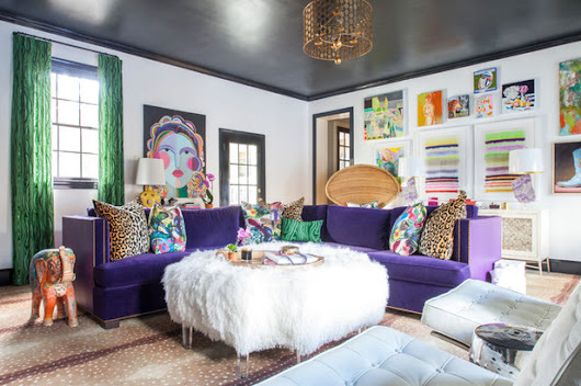 Room of the Day: A Family Room That's Up to the Challenge