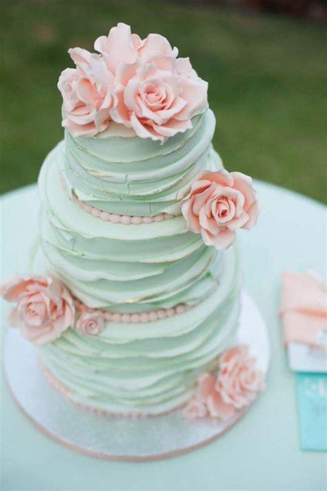 Top 15 Wedding Cake Designs For Spring ? Cheap Easy