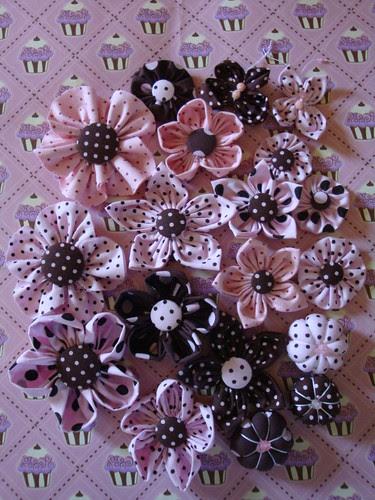 Flores para Fabiana! by Menina Prendada -