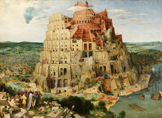 The Tower of Babel & Digital Asset Management — 5,000 Years of Confusion