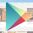 Redesigned Google Play with New Look