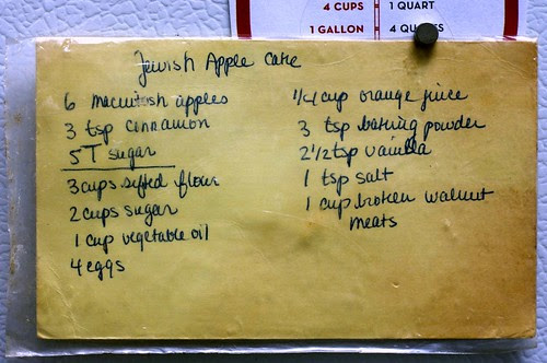 mom's recipe