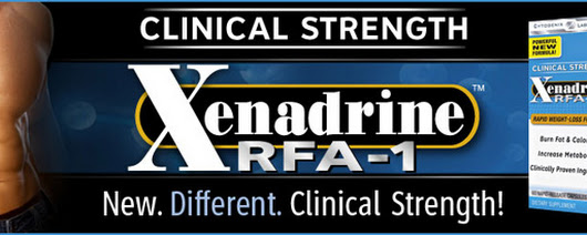 Xenadrine - Lose Weight Significantly By Burning Calories