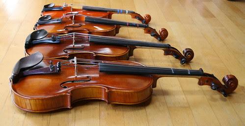 Violins for all
