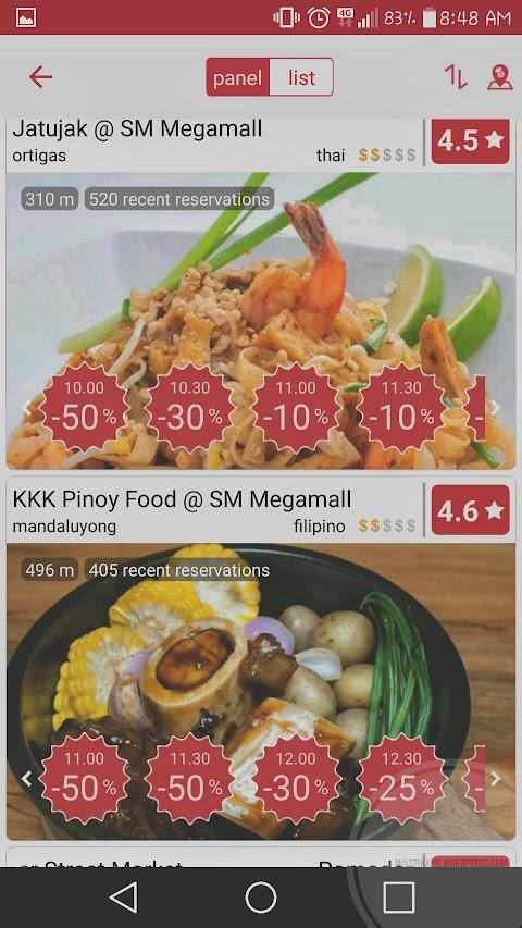 FOOD APPS: EATIGO