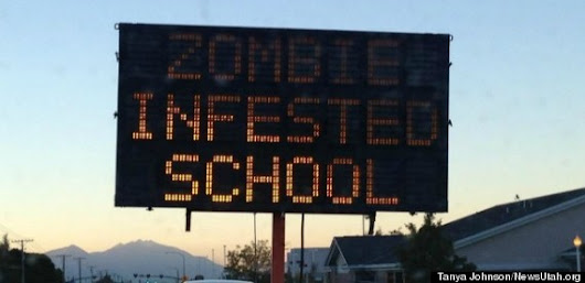 Schooling In The Zombie Apocalypse