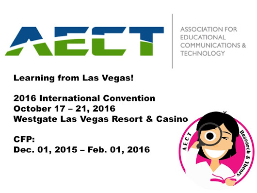 #AECT16: Call for Proposal & Reviewers: Now Open [Submissions Due by February 1, 2016]
