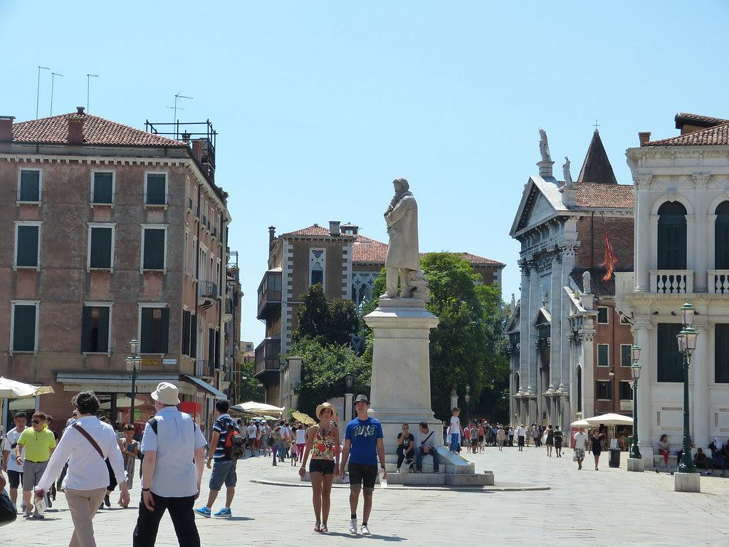 Il Cagalibri, Venezia