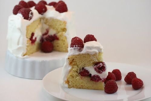 Berry Surprise Cake (Tuesdays with Dorie)