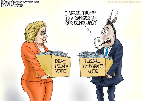 Trump Is Dangerous