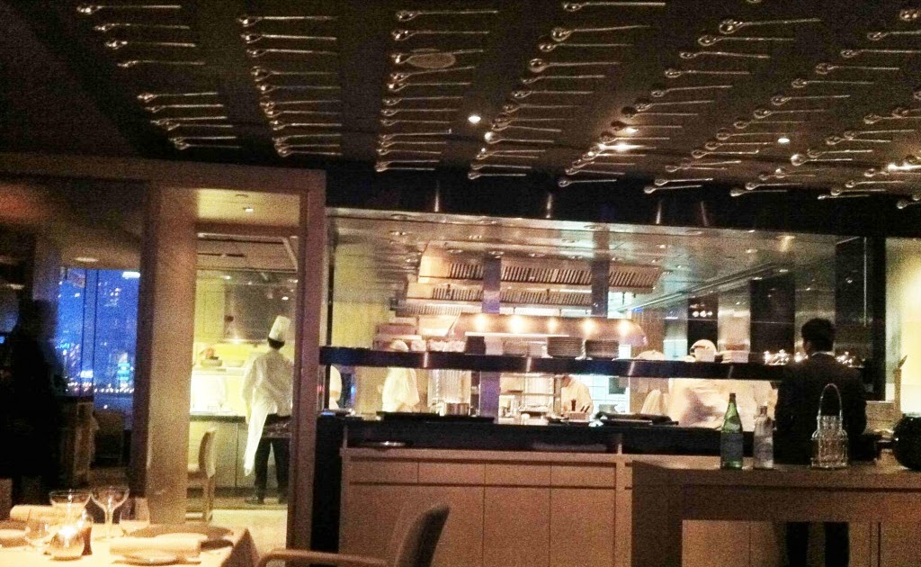 Hochwertige Baustoffe Open Kitchen Design Hong Kong
