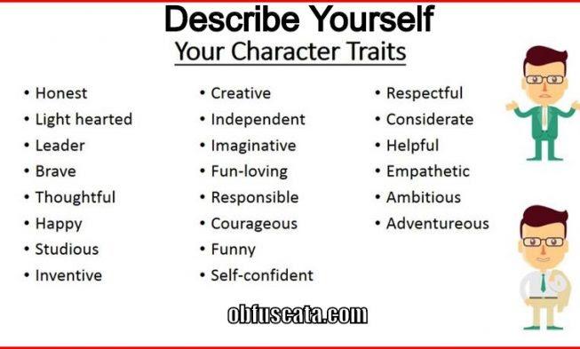 Describe Yourself 653x393
