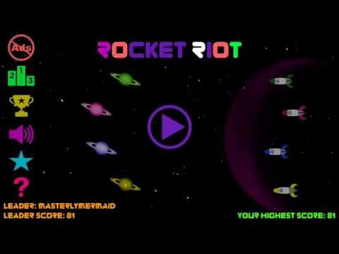 Rocket R!ot: Space Control - App Android su Google Play