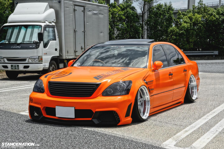 Aggressive Big Body \/\/ Kouji\u002639;s Toyota Celsior.  StanceNation\u2122 \/\/ Form \u0026gt; Function