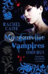 the morganville vampires series omnibus 2 by rachel caine