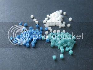 Ice Cube Beads