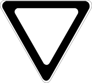 Yield Sign Template - More info